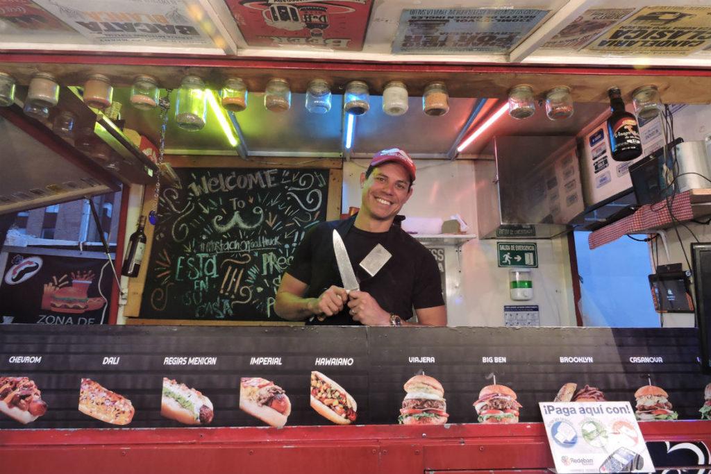Mostacho Food Truck