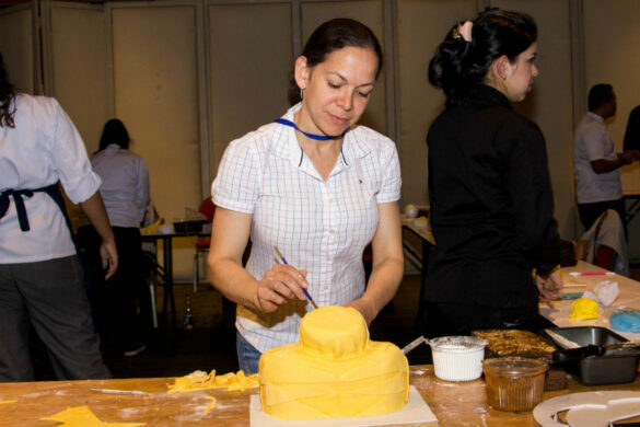 Pastelería, un arte en tendencia